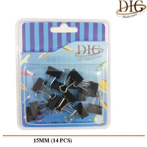 BDC15 Binder Clip 12pcs