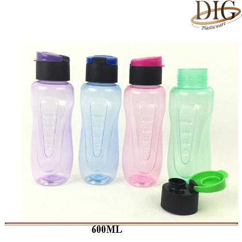 WB022 WATER BOTTLE 600 ML