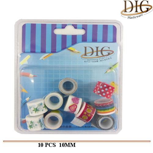 AT632 DIY Art Tape 10pcs