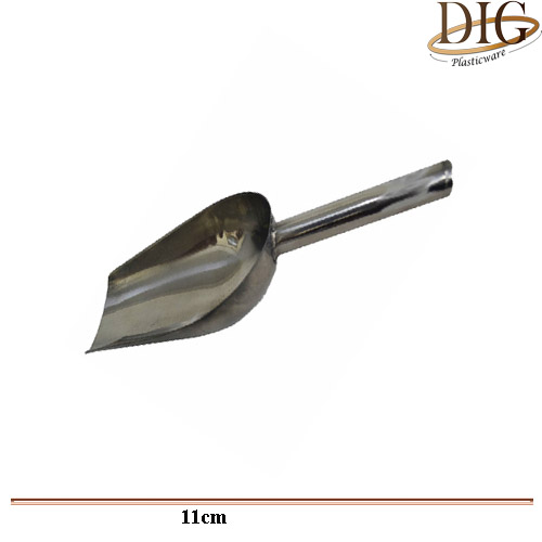 NON MAGNETIC ICE LADLE