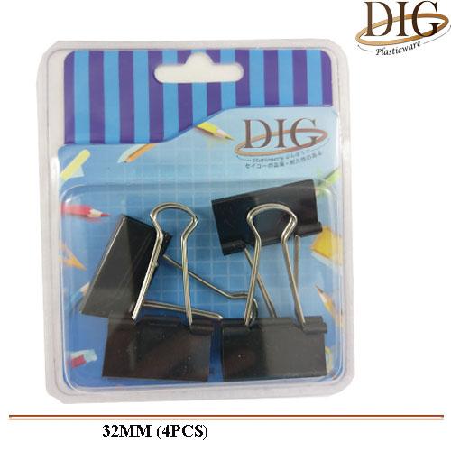 BDC32 Binder Clip 4pcs