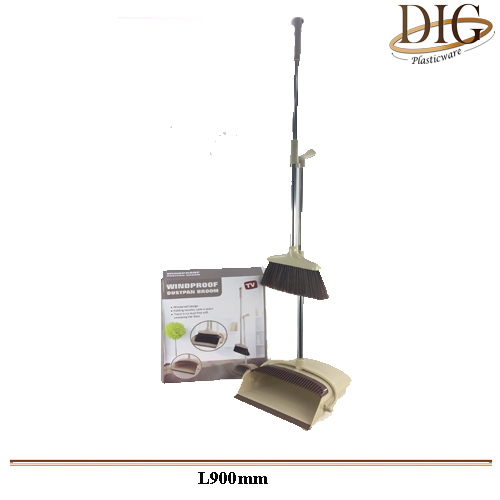DS1927 WINDPROOF DUSTAN BROOM