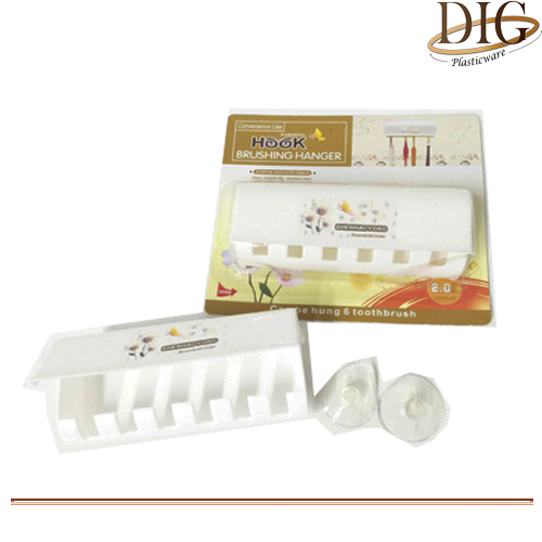 TB022 TOOTHBRUSH HOLDER