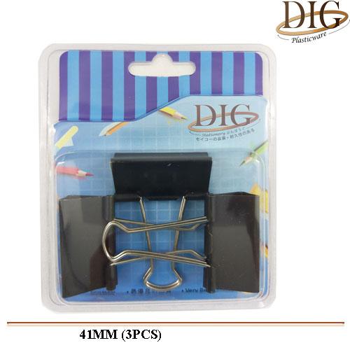 BDC41 Binder Clip 3pcs