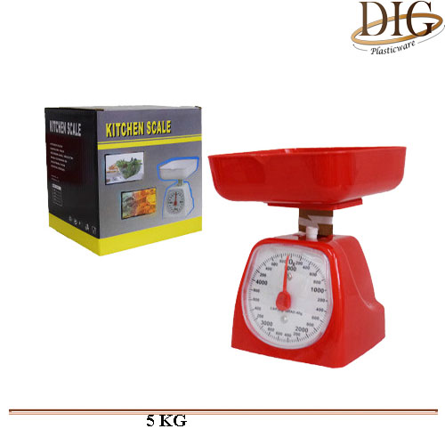 5 KG KITCHEN SCALE