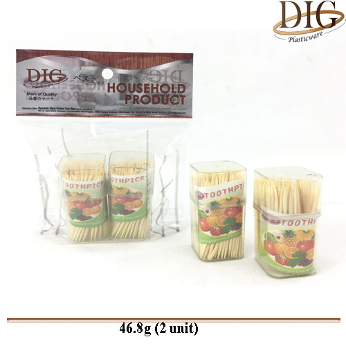 TP00507 TOOTHPICK 2'S/PACK