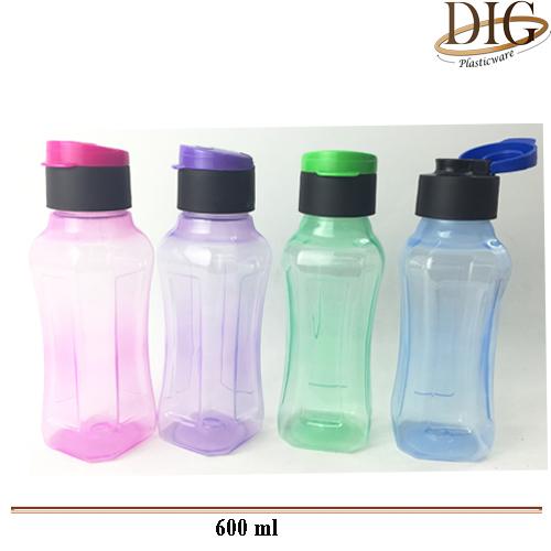 WB021 WATER BOTTLE 600 ML