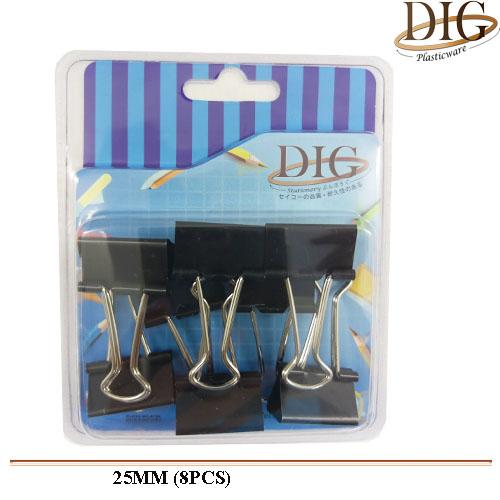 BDC25 Binder Clip 8pcs