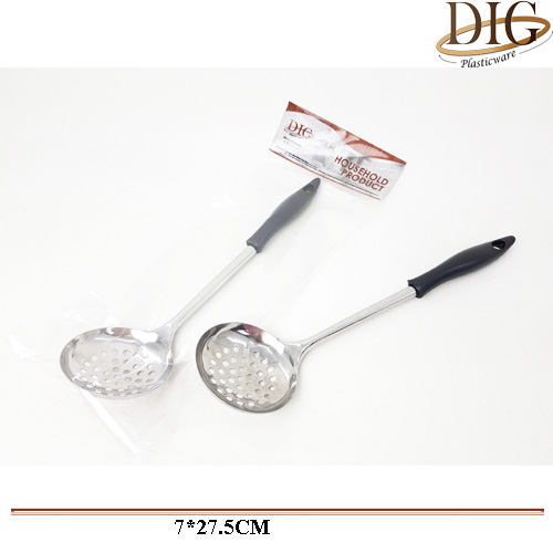 BLK HANDLE SIEVE