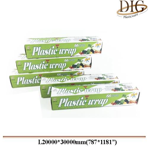 JBM1002 20M X 30M PLASTIC WRAP