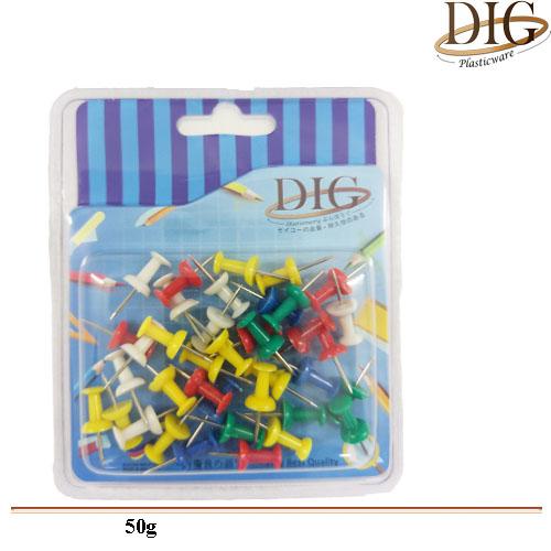 B1020-SB Push Pin B/(S)